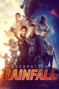 Occupation Rainfall movie poster