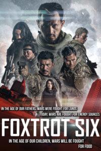 Foxtrot Six poster